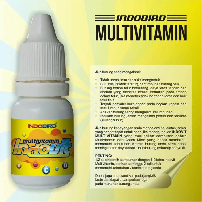 Aksesories, Pakan, Obat dan Vitamin Burung Indo Pro